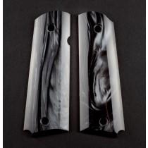 1911 Govt. Model Black Pearlized-Polymer Ambi-Cut
