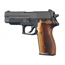 SIG Sauer P227 DA/SA Goncalo Alves Checkered