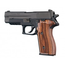 SIG Sauer P227 DA/SA Kingwood Checkered