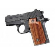 SIG Sauer P238 Tulipwood Checkered