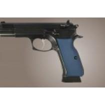TZ-75 - EAA. P9 Aluminum - Matte Blue Anodize