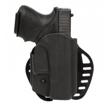 GLOCK 26, 27, 28, 33, 39: ARS Stage 1 Carry Holster (Right Hand) - Black