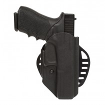 GLOCK 17, 18, 22, 31, 37, 47: ARS Stage 1 Carry Holster (Right Hand) - Black