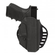 GLOCK 19, 23, 25, 32, 38, 45: ARS Stage 1 Carry Holster (Right Hand) - Black