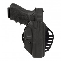 GLOCK 20, 21: ARS Stage 1 Carry Holster (Right Hand) - Black