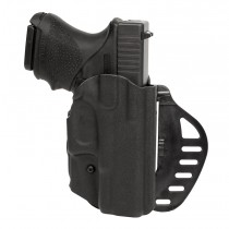 GLOCK 29, 30: ARS Stage 1 Carry Holster (Right Hand) - Black