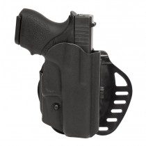 GLOCK 43: ARS Stage 1 Carry Holster (Right Hand) - Black