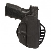 "Springfield XD9 4"" Barrel: ARS Stage 1 Carry Holster (Right Hand) - Black"