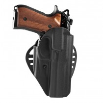 Beretta 92: ARS Stage 1 Carry Holster (Right Hand) - Black