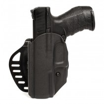 Walther PPQ: ARS Stage 1 Carry Holster (Left Hand) - Black