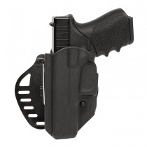 GLOCK 19, 23, 25, 32, 38, 45: ARS Stage 1 Carry Holster (Left Hand) - Black