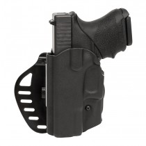GLOCK 29, 30: ARS Stage 1 Carry Holster (Left Hand) - Black