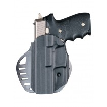 ARS Stage 1 - Carry Holster Sig Sauer P225, P228, P245 Left Hand Black