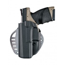 ARS Stage 1 - Carry Holster CZ P-10 Compact Left Hand Black