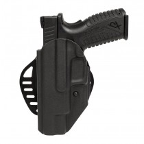 Springfield XDM: ARS Stage 1 Carry Holster (Left Hand) - Black