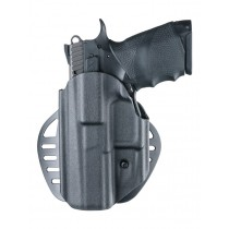 ARS Stage 1 - Carry Holster CZ P-07 Left Hand Black