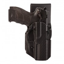 HK VP9, P10, P30, P2000: ARS Stage 1 Sport Holster (Right Hand) - CF Weave