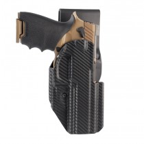 SIG P250, P320: ARS Stage 1 Sport Holster (Right Hand) - CF Weave