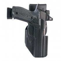 SIG P220, P226, P227: ARS Stage 1 Sport Holster (Right Hand) - CF Weave