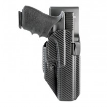 GLOCK 34, 35: ARS Stage 1 Sport Holster (Right Hand) - CF Weave