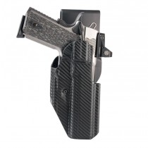 1911 Govt. Model: ARS Stage 1 Sport Holster (Right Hand) - CF Weave