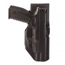 Springfield XDM: ARS Stage 1 Sport Holster (Right Hand) - CF Weave