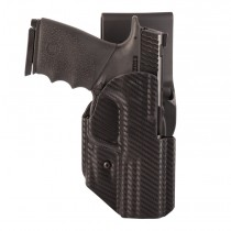 S&W M&P 9MM, 40S&W, 357SIG: ARS Stage 1 Sport Holster (Right Hand) - CF Weave
