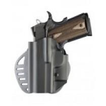 ARS Stage 1 - Carry Holster Officer Model 1911 Left Hand Black