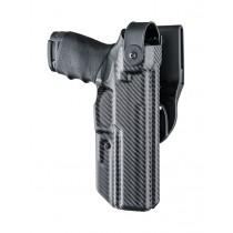 ARS Stage 2 - Duty Holster Sig Sauer P250, P320 Right Hand CF Weave