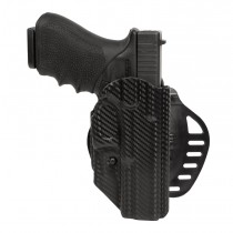 GLOCK 20, 21: ARS Stage 1 Carry Holster (Right Hand) - CF Weave