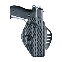 ARS Stage 1 - Carry Holster Sig Sauer P220, P226, P227 Right Hand CF Weave