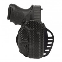 GLOCK 29, 30: ARS Stage 1 Carry Holster (Right Hand) - CF Weave
