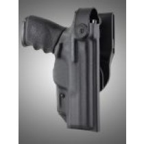 ARS Stage 2 - Duty Holster S&W M&P 9MM, 40S&W, 357SIG Right Hand Black