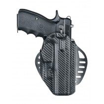 ARS Stage 1 - Carry Holster CZ-75 Right Hand CF Weave