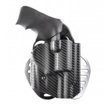 Ruger LCR: ARS Stage 1 Carry Holster (Right Hand) - CF Weave