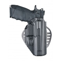 ARS Stage 1 - Carry Holster CZ P-09 Right Hand CF Weave