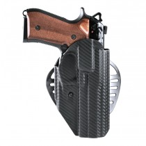 Beretta 92: ARS Stage 1 Carry Holster (Right Hand) - CF Weave