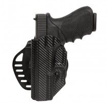 GLOCK 20, 21: ARS Stage 1 Carry Holster (Left Hand) - CF Weave