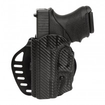 GLOCK 29, 30: ARS Stage 1 Carry Holster (Left Hand) - CF Weave