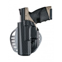 ARS Stage 1 - Carry Holster CZ P-10 Compact Left Hand CF Weave