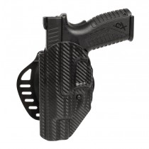 Springfield XDM: ARS Stage 1 Carry Holster (Left Hand) - CF Weave