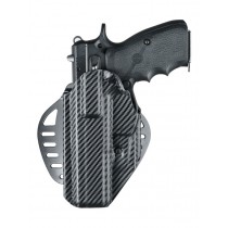 ARS Stage 1 - Carry Holster CZ-75 Left Hand CF Weave