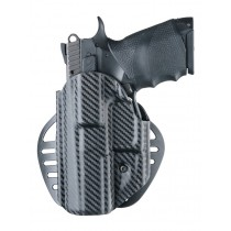 ARS Stage 1 - Carry Holster CZ P-07 Left Hand CF Weave