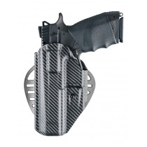 ARS Stage 1 - Carry Holster CZ P-09 Left Hand CF Weave