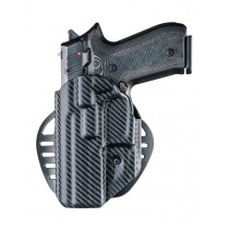 ARS Stage 1 - Carry Holster Rex Zero 1 Left Hand CF Weave