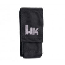 "HK 4.5"" Medium MOLLE Velcro Pouch - Black"