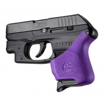 Handall Hybrid Ruger LCP Crimson Trace Button Grip Sleeve Purple