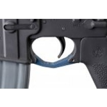 AR-15/M-16 Contour Trigger Guard G10 - G-Mascus Blue Lava