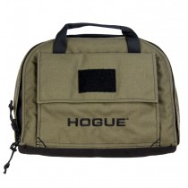 Medium Double Pistol Bag with Magazine Pouch (4) - OD Green
