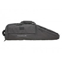"Small Single Rifle Bag - Black 10"" Tall 34"" Long"